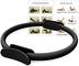 YHYWHY Anello per Pilates Pilates Ring Circle, Yoga Ring Loop Training Device Double Handl...