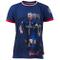 Paris Saint Germain - Maglietta della collezione ufficiale PSG, Zlatan Ibrahimovic, n. 10,...