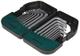 Silverline 341662 - Set chiavi Torx/brugole, 18 pezzi