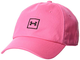 Under Armour Washed Cotton cap Cappellopello, Pink Surge (687)/Nero, Einheitsgröße Unisex-...