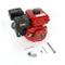 WUPYI2018 4 Tempi Motore Completo Loncin G 5,1 Kw Benzina 7,5Hp Albero Cilindrico