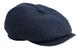 """Gamble & Gunn - Cappello a spina di pesce """"Shelby"""", colore: Blu Marina Militare 7.5"""