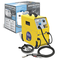 GYS Smartmig 110 - Saldatore a gas inerte, 140 A, monofase 230 V, giallo