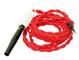 gefom 166084cavo tessile lunghezza 2m ritorto Rosso
