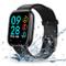 Smartwatch, RIVERSONG Orologio Fitness Uomo Donna Impermeabile Fitness Tracker con Cardiof...