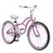 BIKESTAR Bicicletta Bambini 10-13 Anni Bici Bambino Bambina 24 Pollici Freno a Pattino e F...