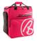 BRUBAKER Super Champion borsa per scarponi da sci con scomparto casco colore neon fuchsia...