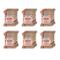 Marchio Amazon - Happy Belly - Cracker di farro con peperoncino delle Alpi, 6 x 133 g