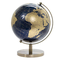 Lesser & Pavey - Mappamondo Rotante Vintage con Supporto in Metallo per scrivania/Ufficio,...