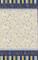 Bassetti, Oplontis Granfoulard, Foulard in Cotone, Blu, 350x 270x 1cm