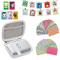 Brappo Custodia Rigida da Viaggio Fujifilm Instax Mini Link Smartphone Printer Bundle con...