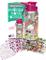 Purple Ladybug Decora la Tua Borraccia Bambini con Adesivi Bambini Colorati - Borraccia Al...