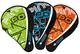 Donic-Schildkröt - Custodia per Racchette da pingpong, Classic 2015, Colori Assortiti, 818...