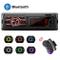 Autoradio Bluetooth, Stereo Auto Bluetooth Ricevitore, QINFOX 1-DIN Auto Lettore MP3, Auto...
