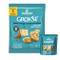 Groksì! Snack di formaggio croccante cotto al forno con Semi di Lino, Zucca e Girasole 5 x...