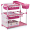 Hauck D91822 - Doppia Bambole Spielcenter Twin Doll Stazione, Birdie