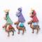 Pulsanti Dress It Up: Collezione Natale–i tre Magi–We Three Kings