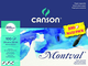 Canson 807353 Blocco, Linea Acquerello Montval