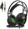 SADES SA801 Cuffia Xbox One PS4 Gaming Headset 3.5mm Surround Sound Stereo Cuffia da gioco...