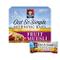 Quaker Avena In Modo Semplice Bar Mattino - Frutta Muesli 5 Pack 5 X 35g