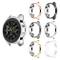 Dreamtop Custodia Compatibile con Samsung Galaxy Watch 46 mm/Samsung Gear S3 [6 Pezzi], Cu...