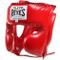 CLETO REYES Protezione Testa Boxe Caschetto con Guancia Protezione Rosso Elite PRO Venduto...