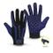 Optimum Velocity–protezione di guanto di Rugby per uomo, Velocity, blu, SB