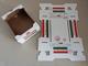 25 SCATOLE DI CARTONE con logo prodotto italiano 25x18x9 CM ideale per confezioni regalo (...