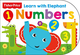 Fisher-Price Learn with Elephant Numbers