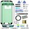 Acenix® Kit di riparazione dello schermo di ricambio per Samsung Galaxy S6 Edge verde smer...
