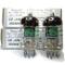 Coppia testata / accoppiata (2 tubi) 7 pin GE JAN 5654W tubi per vuoto completamente testa...