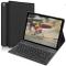 SENGBIRCH Tastiera Custodia per Samsung Galaxy Tab A 10.1 2019 Tablet, Tastiera Italiano B...