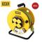 Stak REELPRO-FR-40 - Avvolgicavo elettrico professionale, tamburo fisso, impermeabile IP44...
