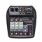 Muslady Console Mixer 4 canali Scheda Audio Mixing Digitale Audio Compatto BT Ingresso USB...