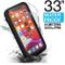 Catalyst - Custodia 100% Impermeabile per iPhone 11 PRO, Colore: Nero