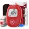 Diabete test kit glucosio nel sangue kit di test del sangue kit di monitoraggio dello zucc...