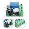 ILS - Interruttore Relè Ricevitore Wireless DC 12V 10A 1CH 433MHz RF con Telecomando Trasm...