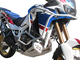 Paramotore HEED per CRF 1000 Africa Twin Adventure Sports DCT - Bunker, argento