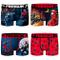 Freegun - Boxer da ragazzo Spider-Man Venom Green Goblin Comic, stampa supereroi, confezio...