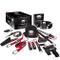 VENUM PTS Power Training System-Nero/Rosso Unisex-Adulto, Taglia Unica