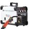 STAHLWERK MIG 135 ST IGBT - Saldatrice a gas protettivo MIG MAG con 135 Ampere, filo anima...