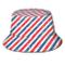 BUXI Printing Bucket Hat,Delizioso Cappello A Secchiello con Uovo E Pancetta, Cappelli A S...