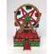 ARTE DEGLI ARGENTI Carillon Meccanico in ABS Ruota PANORAMICA Che Gira con Melodia Natale...