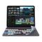 """LumaFusion - Cover tastiera per iPad Pro 12"""" Smart Keyboard   Versione USA   Non compatibi..."""