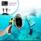 FEIMUOSI Porta GoPro Dome per GoPro Hero 7 6 5 2018, Custodia Impermeabile per GoPro Acces...