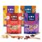 3Bears Porridge mix frutta – (4 x 400g) cocco, mela e cannella, banana e papavero, frutti...