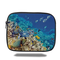Juzijiang Tablet Bag for iPad Air 2/3/4/mini 9.7 inch,Ocean Decor,Barrier Reefs Covered Se...