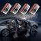 MUKEZON Luce di Benvenuto per portiera Auto, proiettore con Logo HD per Mercedes-Benz, Luc...