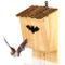 Skojig Casa per Pipistrelli in Legno di Pino e Abete, Casetta Pipistrelli da Giardino, Bat...