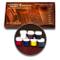 Kit di riparazione in pelle: 7 colori, no calore, asciugatura rapida, mobili in pelle e vi...